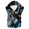 God of War Hooded Tank