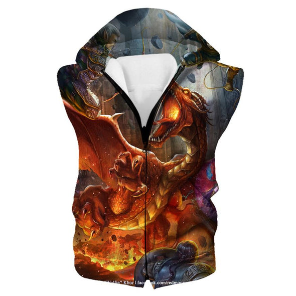 Dungeons and Dragons Adventure Tank Top - Nerd Clothing - Hoodie Now