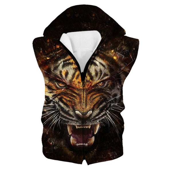 Epic Tiger Tank Top - Tiger Clothing - Hoodie Now