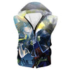 Kingdom Hearts Sora Tank Top - Kingdom Hearts Clothes - Hoodie Now