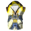 Super Vegeta Sweatshirt - Dragon Ball Z CLothing - DBZ Clothes - Hoodie Now