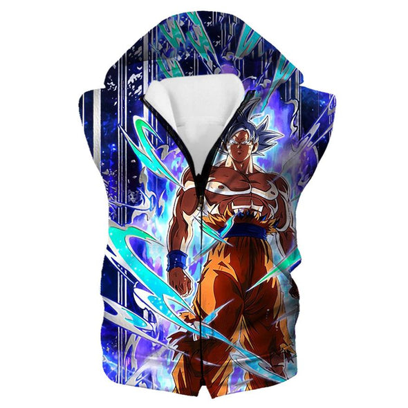 Ultra Instinct Goku Clothes - Dragon Ball Super Hoodies - Hoodie Now