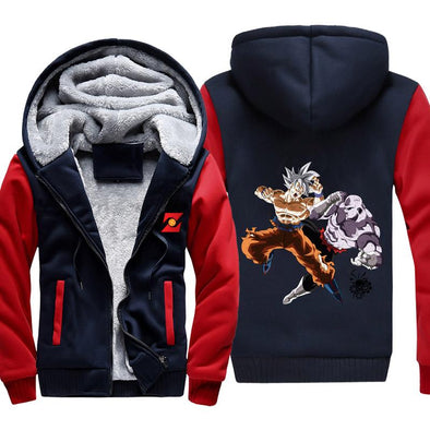JIren vs Goku Jacket
