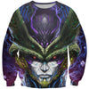 Perfect Cell Sweatshirt - Dragon Ball Z Clothing