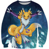 Renamon Digimon Clothes