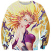 Caulifla Clothes