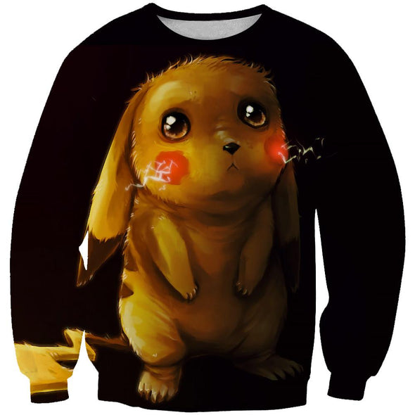 Sad Pikachu Sweatshirt