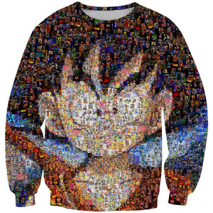 Kid Goku clothes