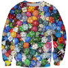 Table Top Gaming Dice Clothes