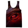 Dragon Eye Hoodie - Fantasy Dragon Clothes - Hoodie Now