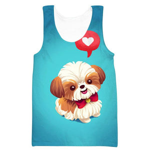 Shih Tzu Clothing