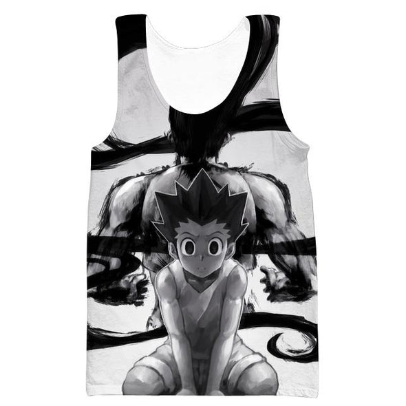 Gon Tank Top - Hunter x Hunter Gon Clothes - Hoodie Now