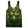 Panda Tank Top - World of Warcraft Panda Clothes - Hoodie Now