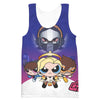 Powerpuff Girls Tank Top - MoJo And More Character Clothes
