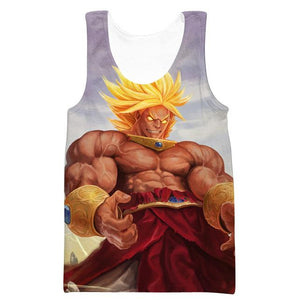 Broly T-Shirt - Dragon Ball Super Broly Clothes - Hoodie Now