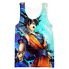 Goku Power Up Hoodie - Goku Dragon Ball Clothes - Hoodie Now