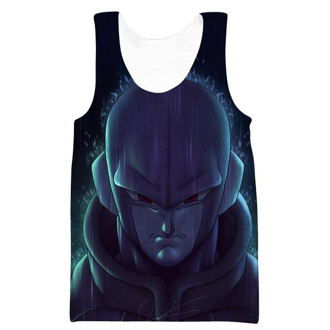 Dragon Ball Super Hit Tank Top - Assassin Hit DBZ Apparel