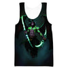 Sword Illidan Clothing - World of Warcraft Sweatshirt - Hoodie Now