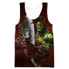 Thrall Hoodie - World of Warcraft Thrall Clothes - Hoodie Now
