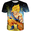 Dragon Ball Z T-Shirts
