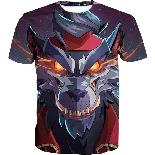 Direwolf FOrtnite Skin Shirt