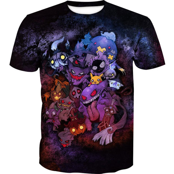 Scary Pokemon T-Shirt