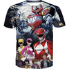 Mighty Morphing Power Rangers shirt