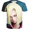 Sexy Android 18 Hoodie - Android 18 Dragon Ball Clothes - Hoodie Now