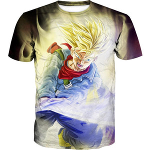Super Saiyan Trunks Shirt