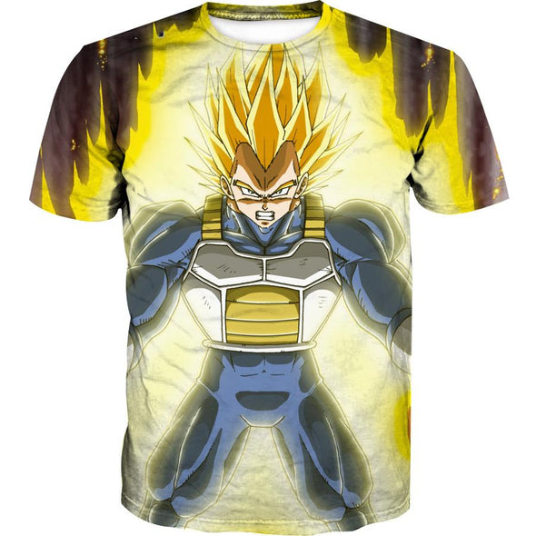Super Vegeta Dragon Ball