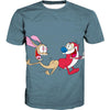 Ren and Stimpy Shirt - Ren and Stimpy Clothing