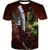 Thrall T-Shirt Warcraft
