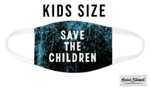 KIDS - Save the Children - Face Mask