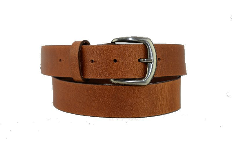 Men's Brown Leather Belt 2117