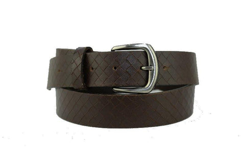 Brown Leather Belt 2151