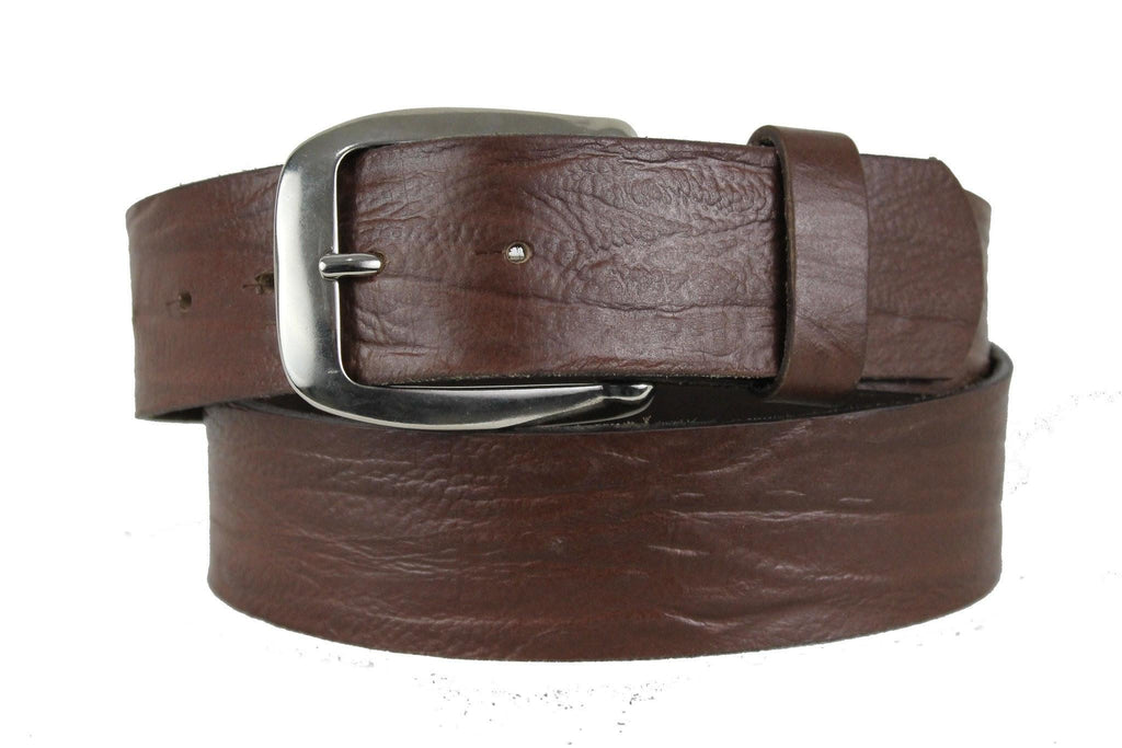 Brown Leather Belt 5101 - United Split