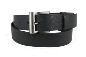 Black Leather Belt 1151 - United Split