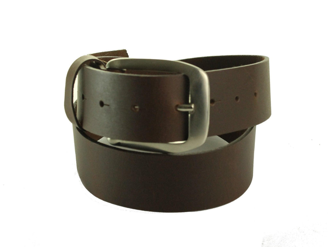 Brown Leather Belt 5100 - United Split