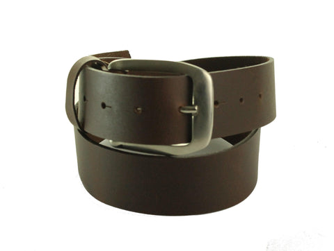 Brown Leather Belt 5100