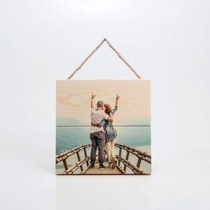 Open image in slideshow, Personalized Wood Picture, Design Your Own Wall Decor