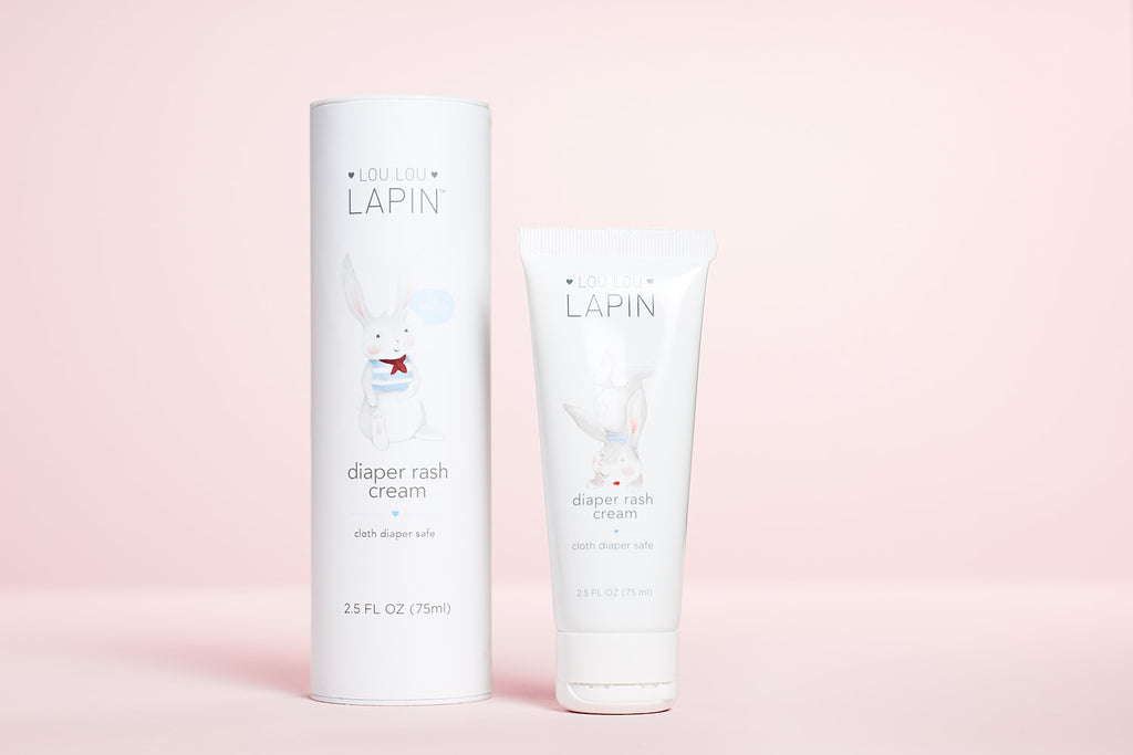 Lou Lou Lapin Diaper Rash Cream