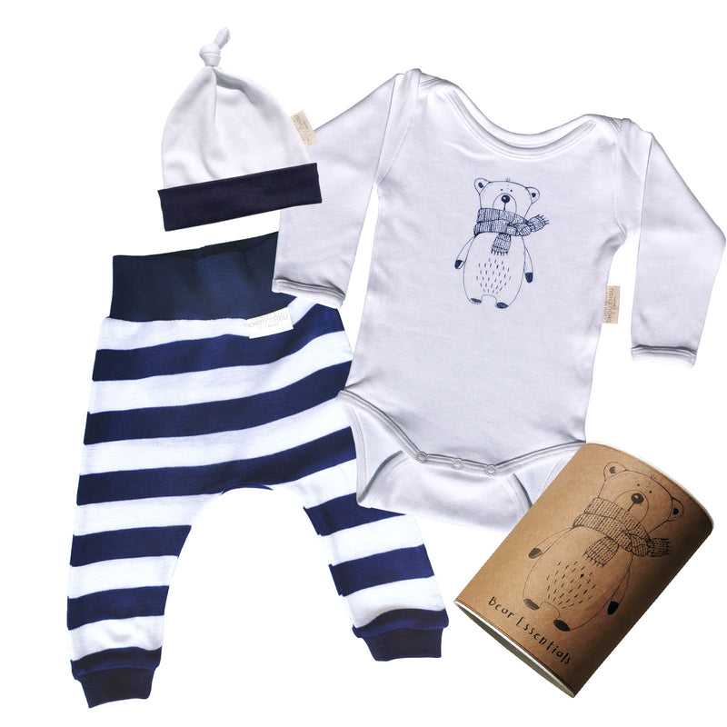 Bear essentials gift set