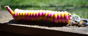 Leadline Hot Pink/Bright Yellow