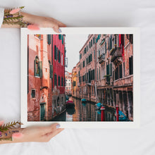 Load image into Gallery viewer, Italy Travel Wall Art Poster | Instant Download Venice Art Print