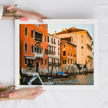 Load image into Gallery viewer, Sunset in Venice Digital Print | Italy Travel Wall Art Photography