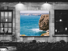 Load image into Gallery viewer, Ocean Photography Landscape | Seaside Cliffs Printable Wall Art