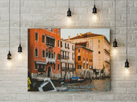 Sunset in Venice Digital Print | Italy Travel Wall Art Photography