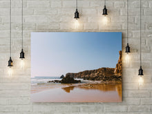 Load image into Gallery viewer, Ocean Shore Travel Print | Digital Travel Photography Poster