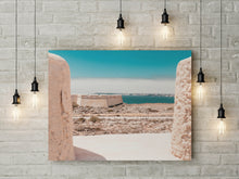 Load image into Gallery viewer, Ocean View Landscape Digital Print | Printable Summer Wall Art