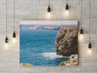 Ocean Photography Landscape | Seaside Cliffs Printable Wall Art